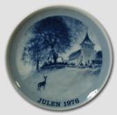 "Christmas plate ""Familie Journalen"""