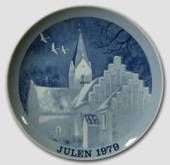 1979 Christmas plate Familie Journalen
