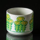 Gustavsberg Egg cupp with sunflowers