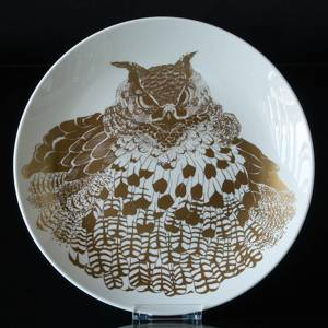 Gustavsberg Endangered Species No. 1 Eagle Owl | No. GAF01 | DPH Trading