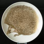 Gustavsberg Endangered Species No. 2, hedgehog