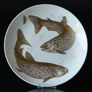 Gustavsberg Endangered Species No. 11 Salmon | No. GAF11 | DPH Trading