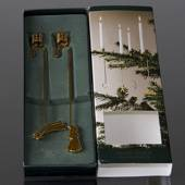 Star and Girl - Georg Jensen candleholder set