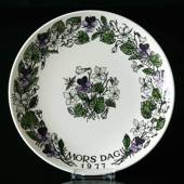 1977 Gustavsberg Mother´s Day plate