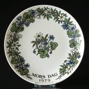 1979 Gustavsberg Mother´s Day plate | Year 1979 | No. GM1979 | DPH Trading