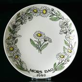 1980 Gustavsberg Mother´s Day plate