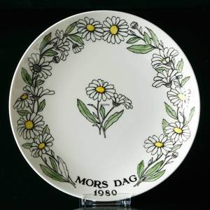 1980 Gustavsberg Mother´s Day plate | Year 1980 | No. GM1980 | DPH Trading
