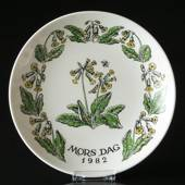 1982 Gustavsberg Mother´s Day plate