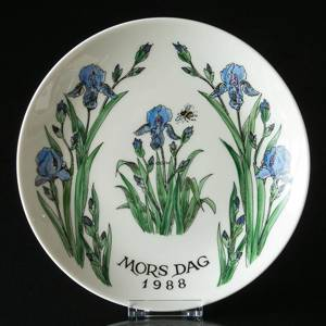 1988 Gustavsberg Mother´s Day plate | Year 1988 | No. GM1988 | DPH Trading