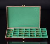 Keeping box with compartments for 48 ornaments