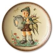 Hummel Friends Forever Plate nr. 2 For Father