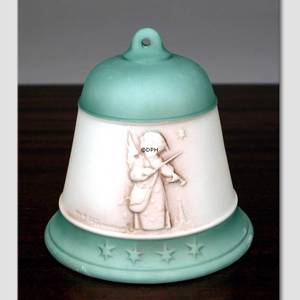 Hummel Christmas Bell 1993 with angel playing violin | Year 1993 | No. HKJ1993 | DPH Trading