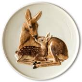 Hummel Mother's day plate from Goebel 1978