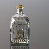 Holmegaard Christmas Bottle 1981, capacity 65 cl.