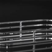 Mirror tray in chrome, small