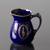Composer service Cream jug, no.  4531/303, Bing & Grondahl