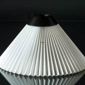 Le Klint 12 sidelength 21cm, Lampshade made of white plastic WITHOUT metal ...
