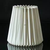 Le Klint 17 height 30cm, Lampshade made of white plastic