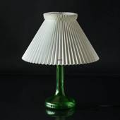 Le Klint 302 Green table lamp made of glass