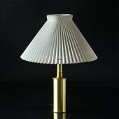Le Klint 344 Table lamp made of brass - discontinued