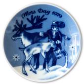 1979 Porsgrund Mother's Day plate