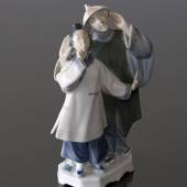 The Nightengale, Royal Copenhagen figurine