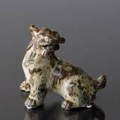 Dog, Royal Copenhagen stoneware figurine no. 20129