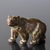 Bear, Royal Copenhagen stoneware figurine No. 20155