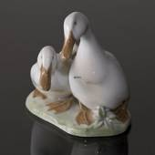 Duck and Drake walking closely, Royal Copenhagen figurine