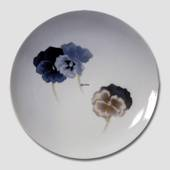 Plate with Pansy flower Royal Copenhagen No. 238