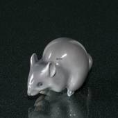 Field mouse sitting, Royal Copenhagen figurine