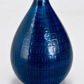 Aluminia/Royal Copenhagen vase no.2631, design Niels Thorsson