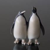 Penguins, Royal Copenhagen figurine