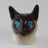 Siamese Cat Bust