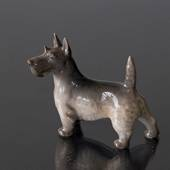Scottish terrier, Royal Copenhagen dog figurine