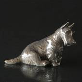 Scottish terrier 8cm, Royal Copenhagen dog figurine No. 3162