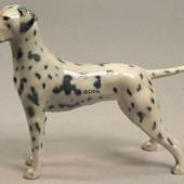 Dalmatian, Royal Copenhagen dog figurine