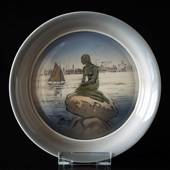 Bowl with the little mermaid, Royal Copenhagen