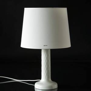 White Royal Copenhagen tablelamp