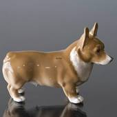 Welsh Corgi, Royal Copenhagen dog figurine