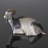 Goat, Royal Copenhagen figurine