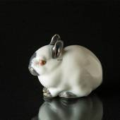 Rabbit, Royal Copenhagen figurine