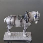 Percheron, Royal Copenhagen horse figurine