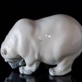 Polar Bear, Royal Copenhagen figurine
