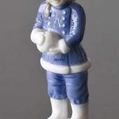 Girl with snowball, Royal Copenhagen figurine No. 5656