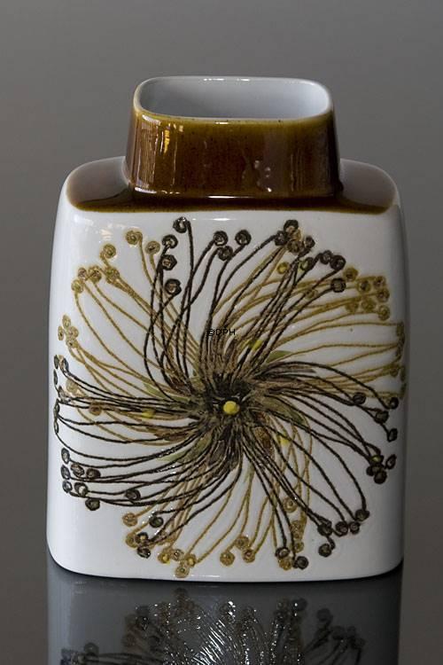Faience Vase By Ellen Malmer Royal Copenhagen No R635 3121 F