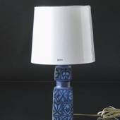 Faience Table lamp by Fog Morup, Royal Copenhagen