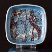 Faience bowl by Johanne Gerber, Royal Copenhagen No. 780-2882