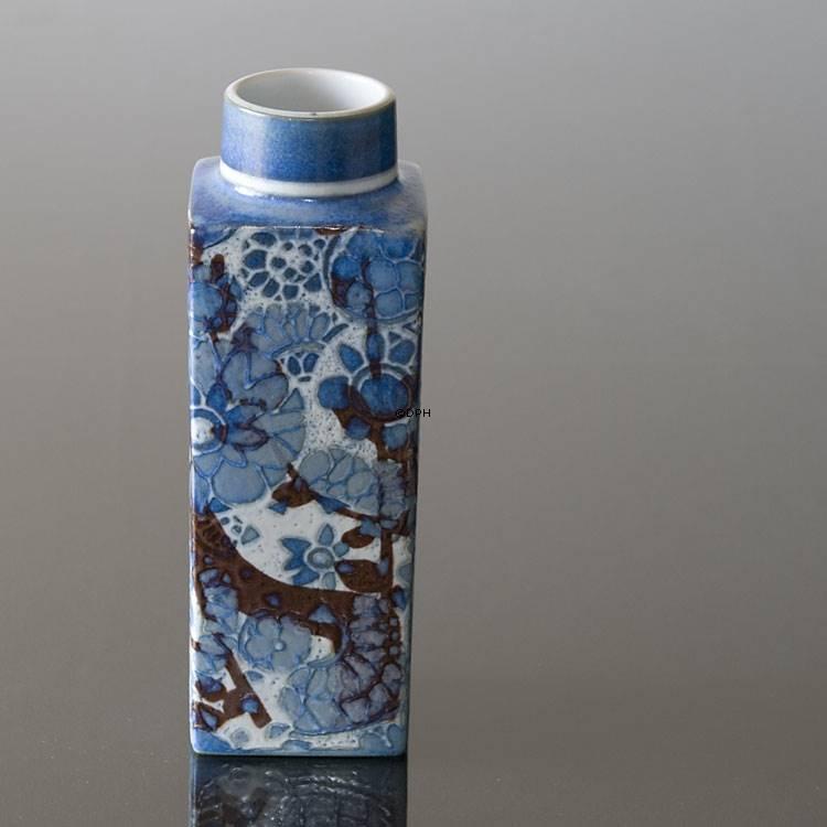 Faience Vase Signed Jg Royal Copenhagen No R780 3259 F Dph Trading