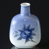 Vase with blue flowered Bindweed, Royal Copenhagen No. 790-4646